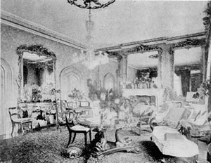The Drawing Room at Vernon Holme